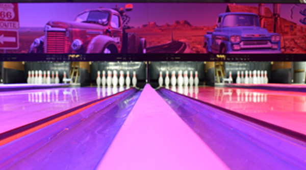 Bowling Giftcard